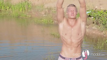 Muscle blond gay porn