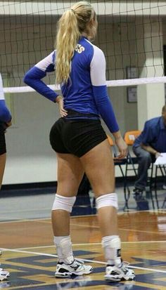 Fattest butt women volleyball college naked
