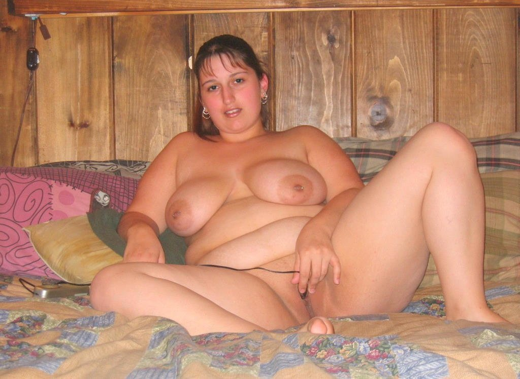 Fat big women naked home