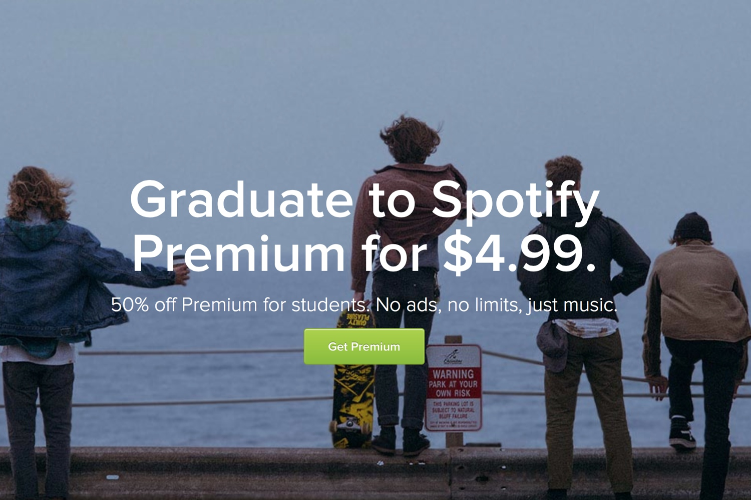 Spotify student discount cost