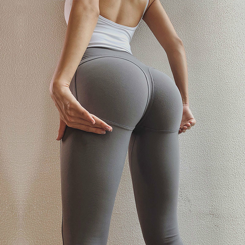 Hot girls with big butts in yoga pants