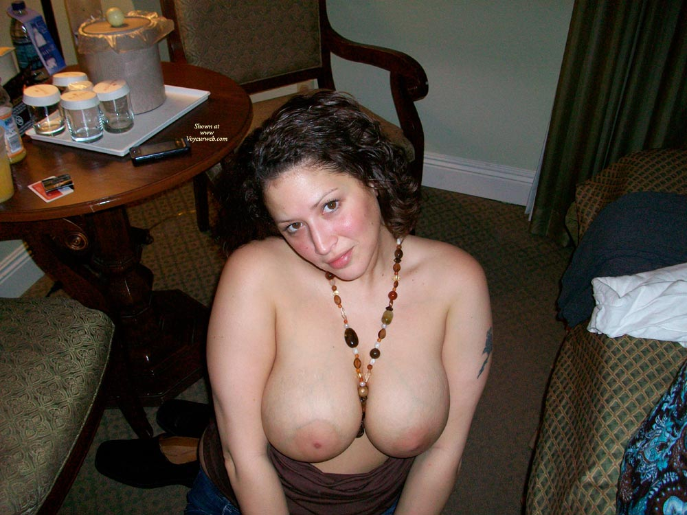 My wife s big titts amateur naked